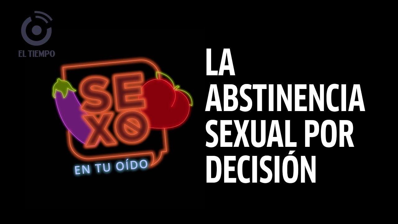 abstinencia sexual por examen secreto de próstata