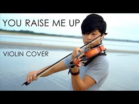 You Raise Me Up Violin Cover - Josh Groban - Daniel Jang
