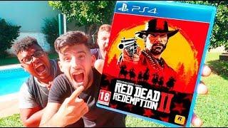 COMPRE RED DEAD REDEMPTION 2 POR ERROR!! BROMA A MIS AMIGOS (SALE MAL) Makiman Video