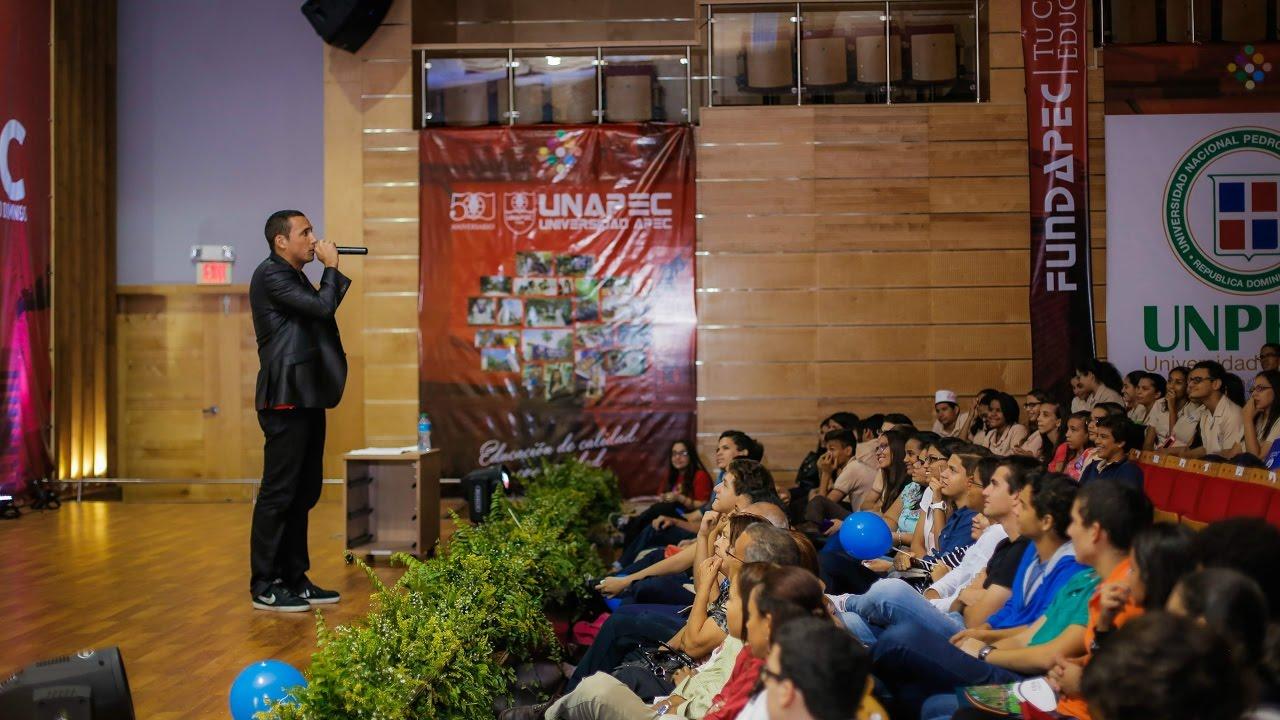 Conferencista Motivacional Para Adolescentes Y Jóvenes Adultos