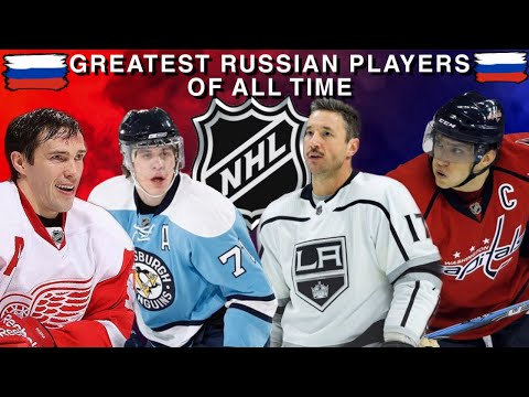 Ranking The Top 10 Greatest Russians In NHL History