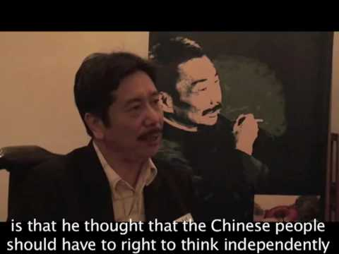 Interview with Zhou Lingfei, famous Chinese writer Lu Xun
