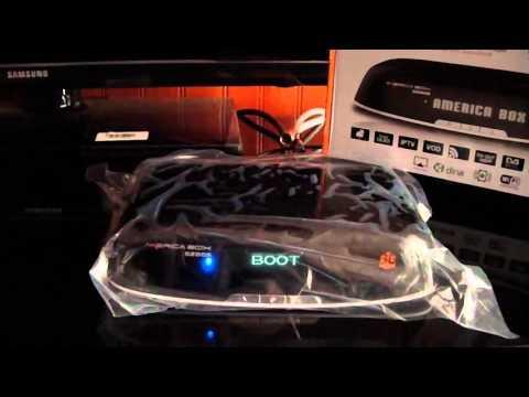 Como Actualizar decodificador Americabox Azamerica S2005