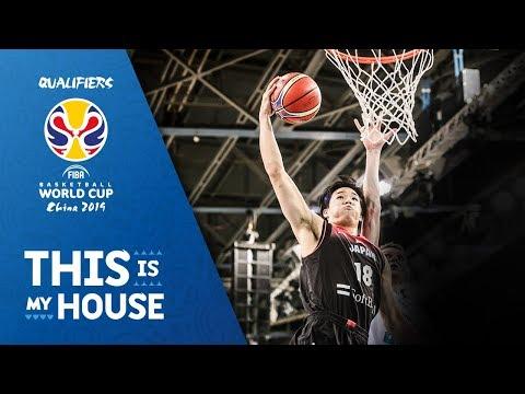 Top 25 Best Dunks - Window 5 - FIBA Basketball World Cup 2019 Qualifiers