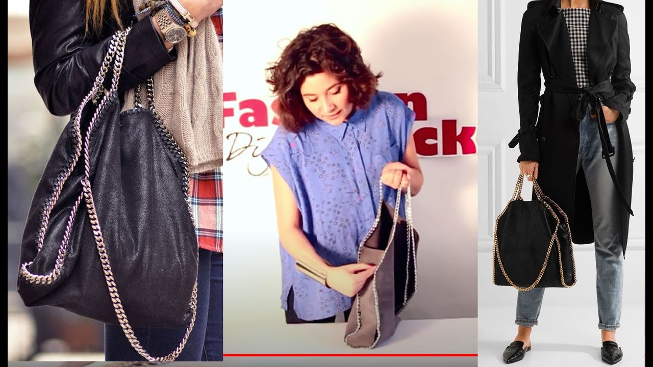 Amato Come fare la borsa Falabella di Stella McCartney: Fashion Attack  YU98
