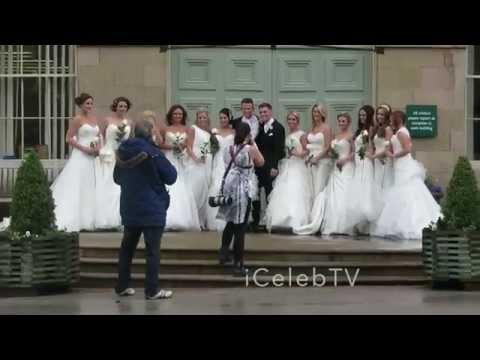 Hollyoaks Kieron Richardson and Carl Hyland Wedding