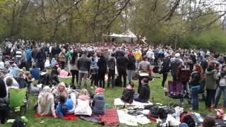 Wilhelm külz park leipzig festival