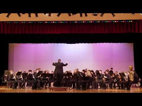 Whiteland band at shelbyville high school(2)