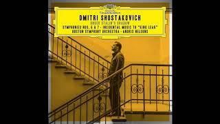 Shostakovich Symphony No. 6 Andris Nelsons Boston Symphony Orchestra 2019