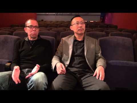 Bratislava IFF 2014 interview: Li Cheng & George F Roberson (Joshua Tree)