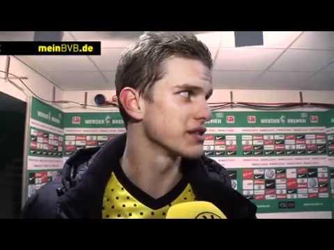 Werder - BVB: Interview mit Sven Bender