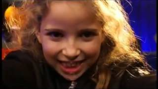 BGT 2017 AUDITIONS - ISSY SIMPSON (8 YRS) ANOTHER HARRY POTTER?