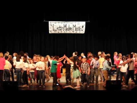 Lets Make Music by Slade Elementary School Laramie