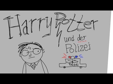 Harry Potter und der Polizei