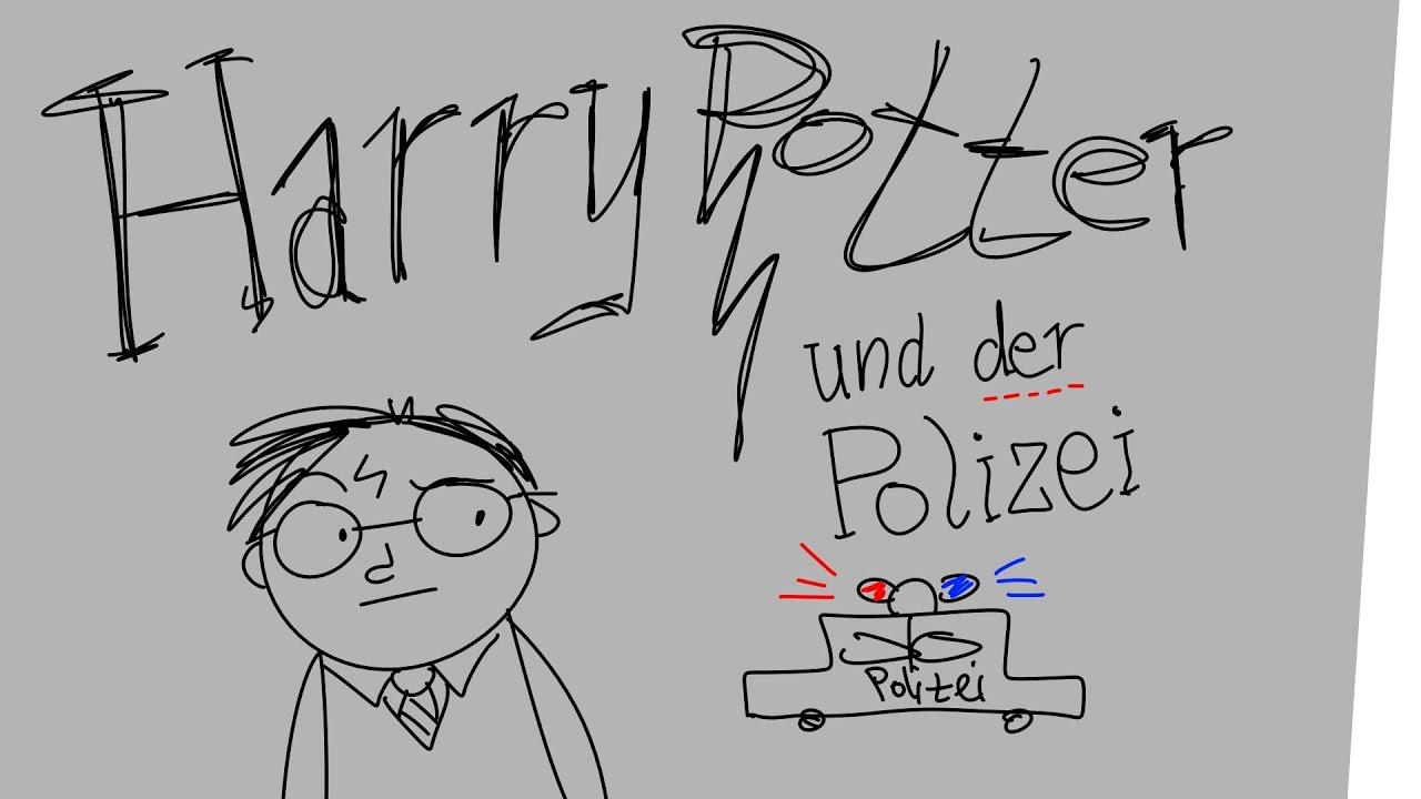 Harry Potter Und Der Polizei Youtube
