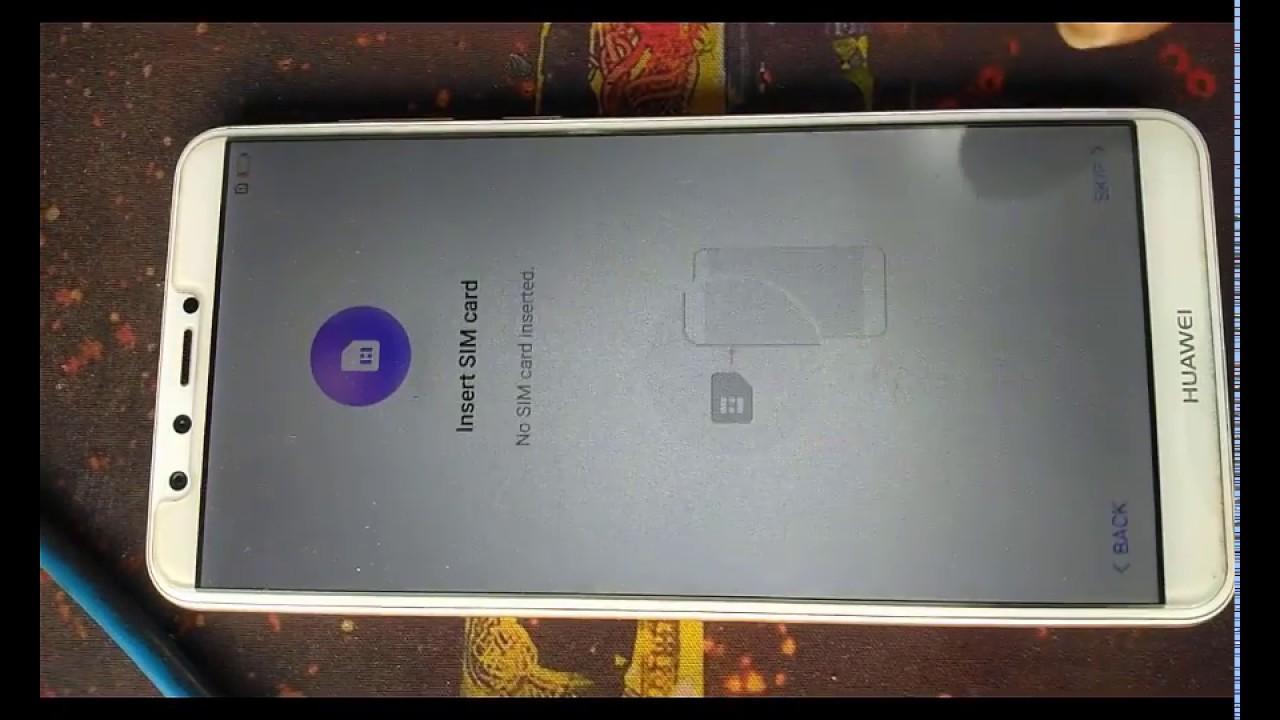 Huawei Y9 (2018) Firmware Videos - Waoweo
