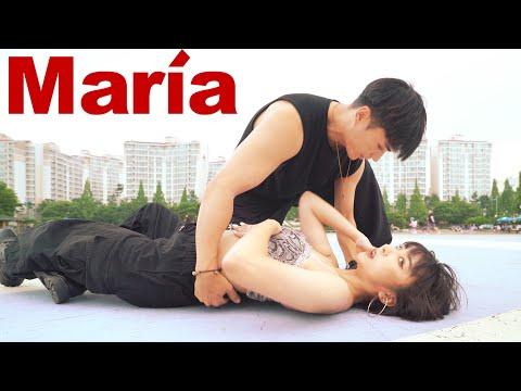 Hwa Sa(화사) _ Maria(마리아) / Dance Cover.