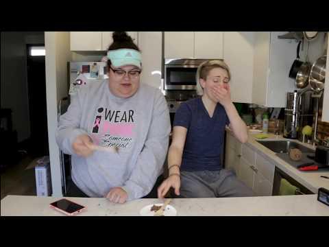 "Vegan Mystery ""Meat"" Taste Test w/ Christine Sydelko!"