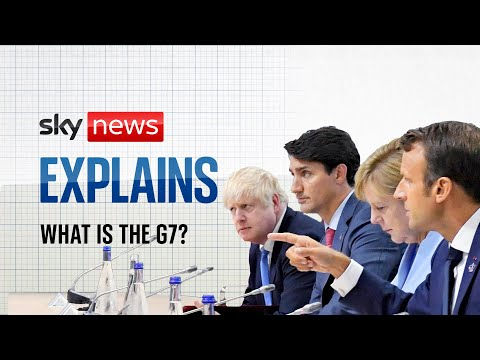 Sky News Explains: What is the G7?