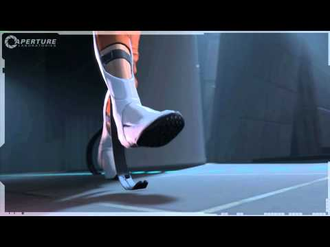 Portal 2 - Botas de Caída Libre (HD)