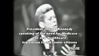 Medicare - John F. Kennedy vs Ronald Reagan