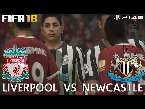 FIFA 18 (PS4 Pro) Liverpool v Newcastle | PREMIER LEAGUE PREDICTION | 3/3/2018 | 1080P 60FPS