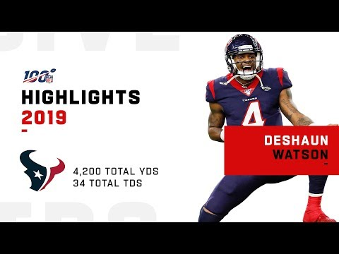Deshaun Watson Full Season Highlights | NFL 2019