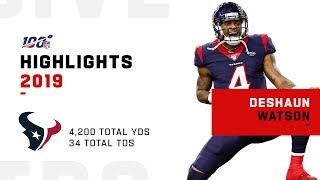 Deshaun Watson Full Season Highlights | NFL 2019