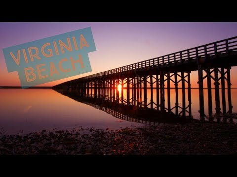 Virginia Beach Time Lapse in 4K!