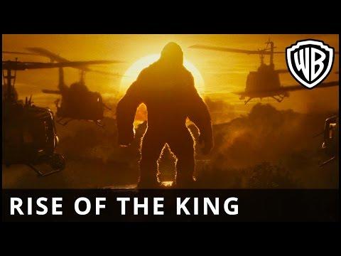 KONG: WYSPA CZASZKI | Potęga króla| finalny zwiastun filmu, w kinach od 10 marca 2017