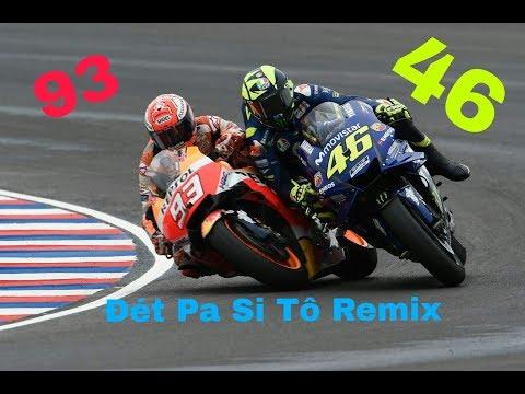The Spectre Remix - Marquez 93 Và Rossi 46 Những Màn Cạnh Tranh Nảy Lửa | Nhạc Phim Moto Tập 1