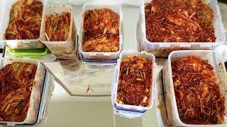 料理影片#2:六分鐘輕鬆學韓式泡菜(五辛素)