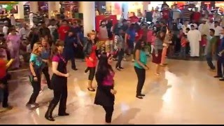 Pringles Oman Flash Mob