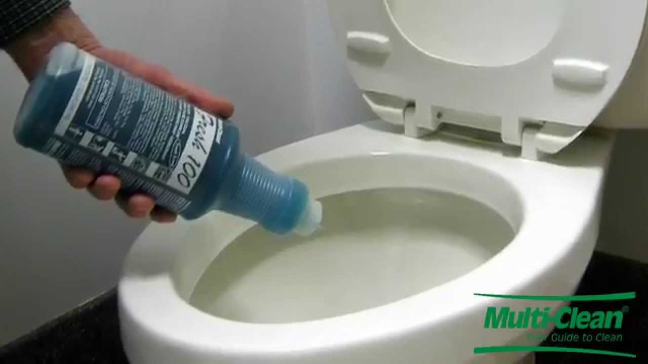 How To Clean Restrooms By MultiClean Commercial Cleaning Products - Bathroom cleaning materials
