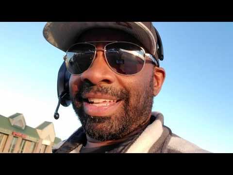 VLOG-12/15/18---LEAVING TRUCKING TO CHASE GHOST/MR.SINNIZTER DA TRUCKER