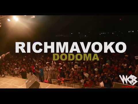 Richmavoko-Zilipendwa Dance performance in Dodoma fiesta 2017