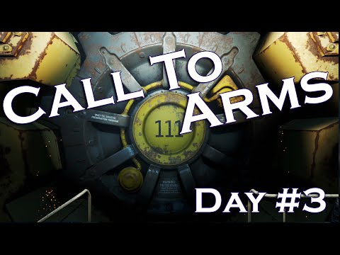 CALL TO ARMS: Fallout 4 - Klastic Plays EP10