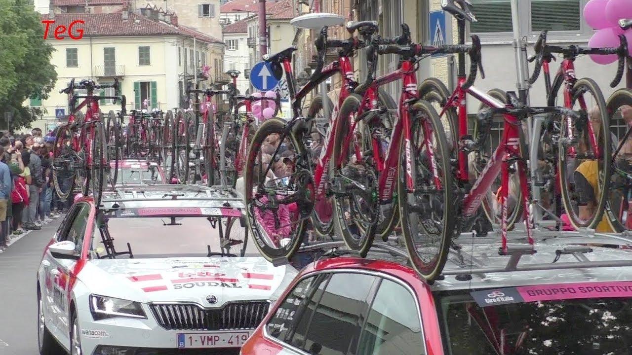 AVLive - Giro d'Italia, slitta la partenza