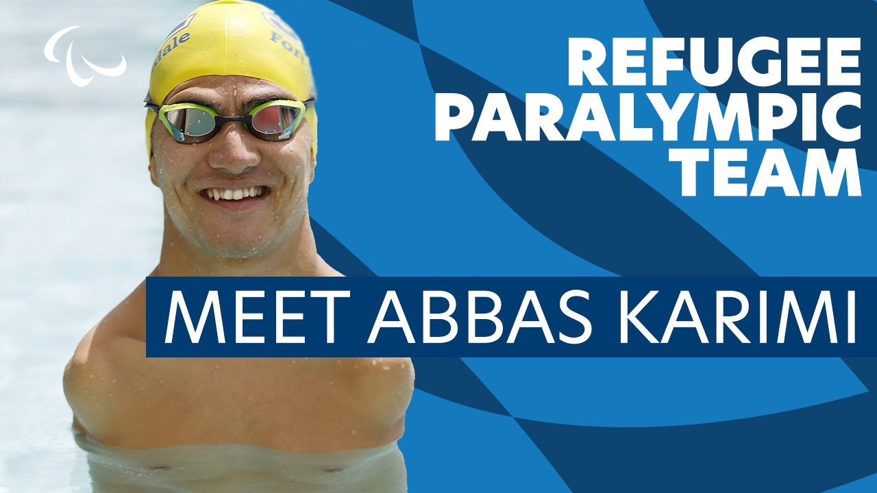 Download Refugee Paralympic Team: Meet Abbas Karimi   Paralympic Games