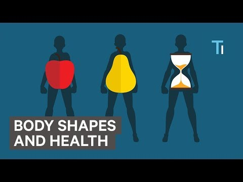 What body shape you are says a lot about your health