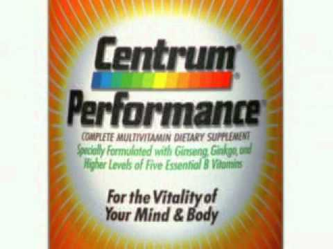 Centrum Performance Quot More Demanding Coach Quot Youtube