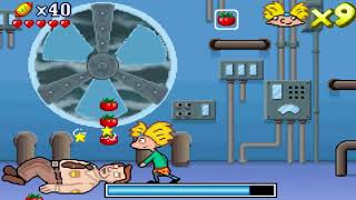 Hey Arnold! The Movie - Part 16 (Stage 4-4) Sneak Past The Guard (Game Boy Advance)