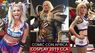 COMIC CON AFRICA 2019 - Cosplay Music Video | CCA 2019 [2019]