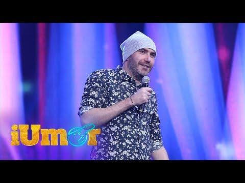 Adi Bobo, glume despre Ion Iliescu, București, gramatică și depresie