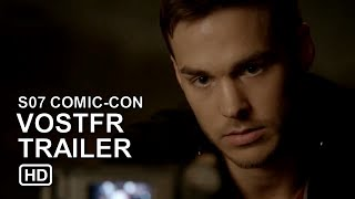 The Vampire Diaries Saison 7 Comic-Con Trailer VOSTFR [HD]