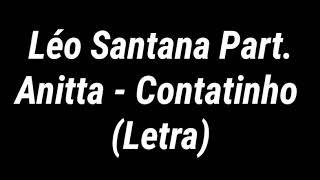 Baixar Léo Santana Part. Anitta - Contatinho (Letra)