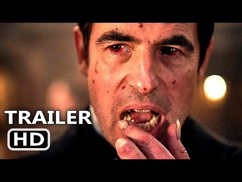 DRACULA Official Trailer (2019) Horror Series HD