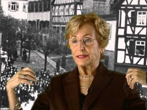 Survivors Remember Kristallnacht: Susan (Hilsenrath) Warsinger