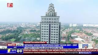 Menara Saidah, Gedung Tua Rawan Roboh