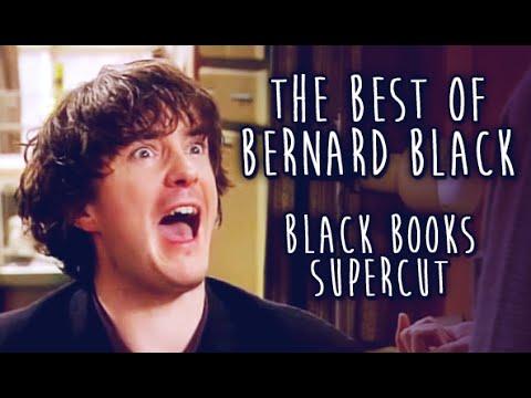 The Best of Bernard Black || Black Books supercut